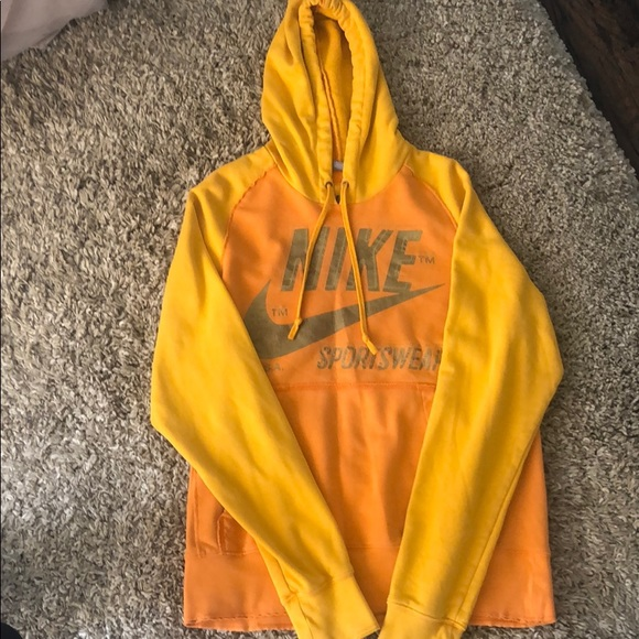 Nike Other - Nike hoodie (used) . It's in good shape .
